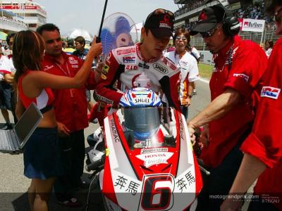 玉田誠:「まだ、レースありますし、やります!」