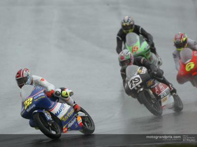Words and comments from a crash-happy 125cc event at Philip Island