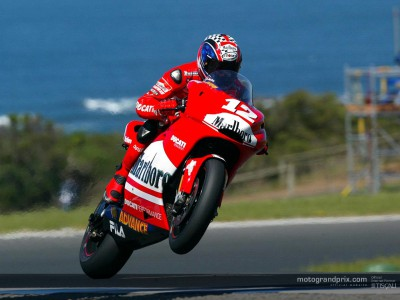 Bayliss OK as Ducati confirm second position in constructors Championship