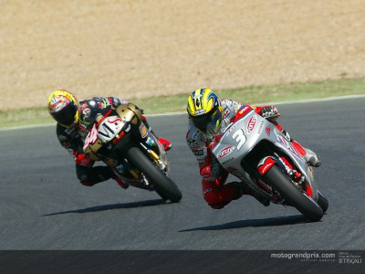 Head to head: Rolfo and Poggiali look forward to Valencia