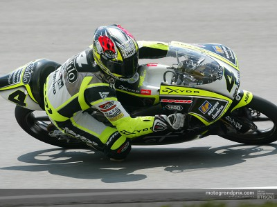 Lucio Cecchinello confirms his retirement plans