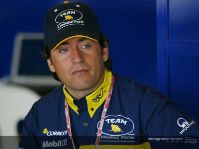 Sito Pons reflects on a pleasing 2003 MotoGP campaign