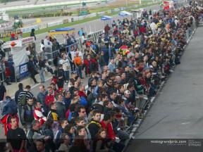 MotoGP back on European shores for final race of 2003