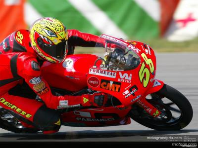 Simoncelli takes first ever provisional pole