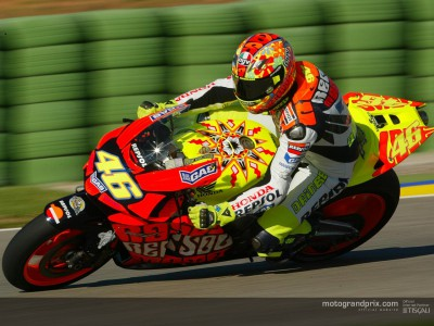 Rossi takes 9th pole of the year, 15th front row start and new BMW to boot