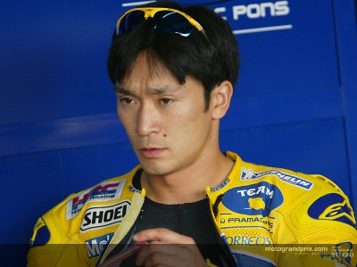 Tohru Ukawa cierra su etapa como piloto de MotoGP