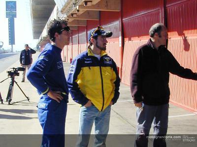 Max Biaggi: 'Rossi va maintenant découvrir à quel point il est difficile de défier Honda'