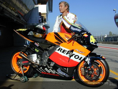 Giacomo Agostini: 'Rossi is courageous but he is not the best ever'