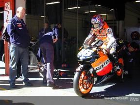 Nicky Hayden sulle orme di Rossi nel team Repsol Honda