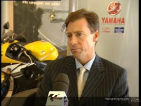 Rossi signe un contrat de deux ans avec Yamaha