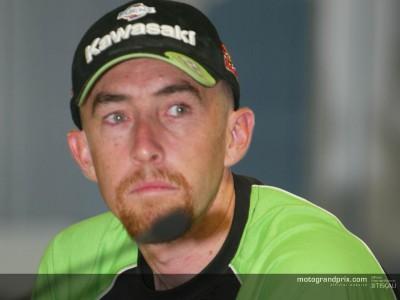 Garry McCoy est déterminé à prouver sa valeur au MotoGP