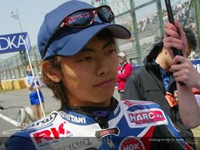 Hiroshi Aoyama : 'He decidido correr en el próximo Campeonato del Mundo'