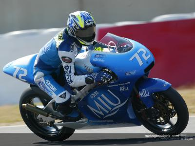 Yuki Takahashi : « Mon premier objectif est le titre 250cc japonais »
