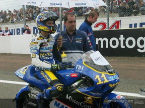 Joan Olivé llega a un acuerdo con Campetella Racing