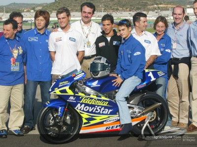 Pedrosa set for local village celebration