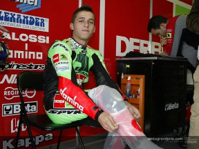 Rodriguez looking for second bite of the GP cherry