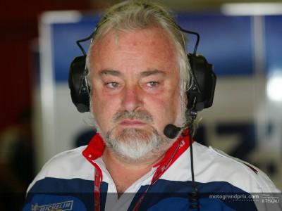 Garry Taylor commenta i primi test della Suzuki con le Bridgestone