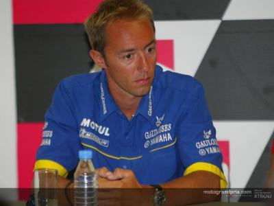Olivier Jacque si prenderà una pausa dalla MotoGP