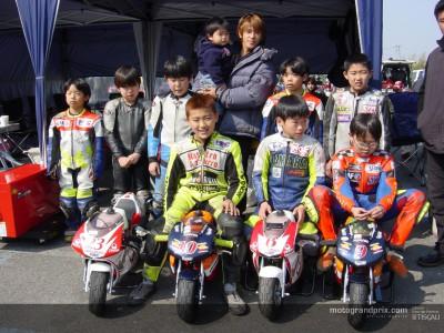 First Daijiro Cup Pocketbike series hailed a success