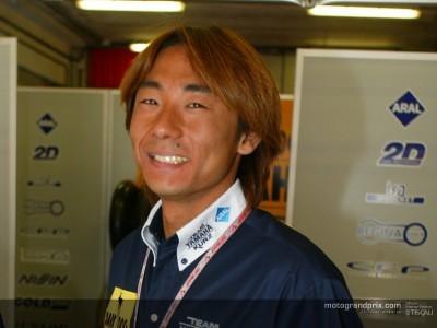 関口太郎、MotoGP復帰へ