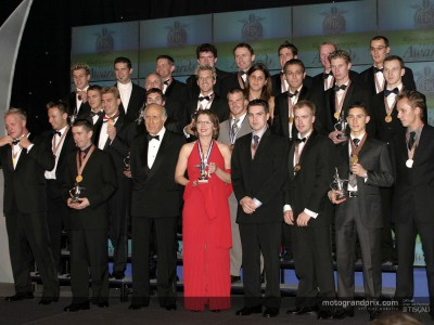 FIM awards takes place in Dubai and closes the motorcycle racing season for 2003