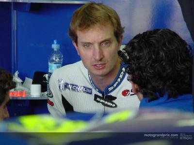 Colin Edwards commente ses essais de Valencia et sa deuxième sortie sur la Honda