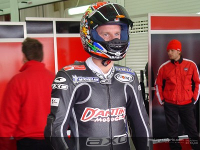 Neil Hodgson updates motograndprix.com on a hectic week