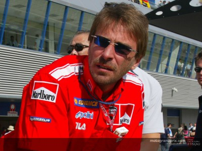 Ducati boss Livio Suppo on Valencia tests, Rossi and winter plans