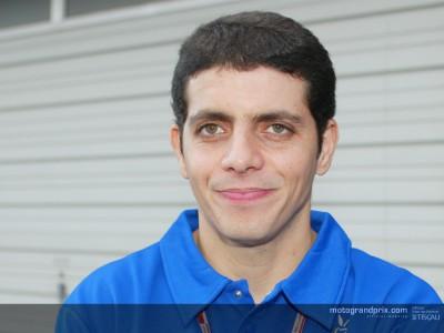 Alex Barros, confirmado finalmente como piloto de Honda