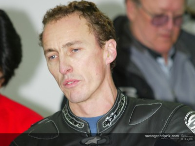 McWilliams comenta el calendario de tests de Aprilia