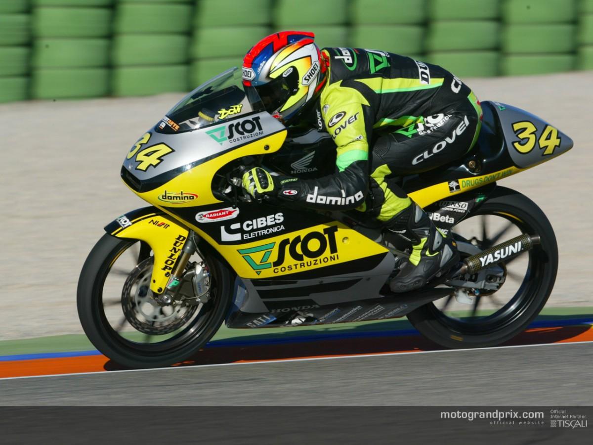 FIM発表:2004年 125ccクラス暫定エントリーリスト (1月 ...