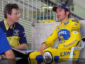 2004 well and truly underway in lively Sepang test