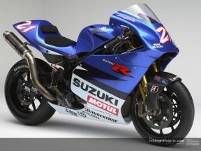 La nouvelle Suzuki GSV-R à la loupe