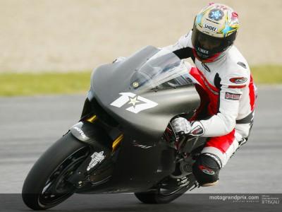 Yamaha confirme Abe en remplacement de Barros