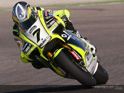 De Puniet even faster on second day in Jerez