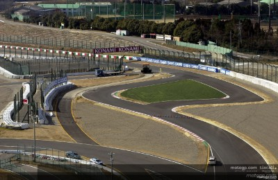Suzuka begins latest phase of modifications