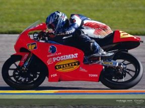 Jordi Carchano si appresta al debutto nel mondiale