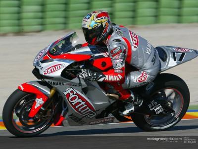 FIM発表:2004年 MotoGP暫定エントリーリスト (2月10日現在)