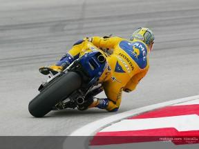 Fortuna desigual para los equipos de MotoGP en el primer día de test de Sepang