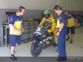 Les pilotes Honda font monter la température à Sepang
