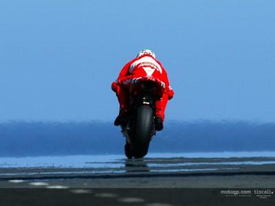 Ducati satisfaite de son travail de pré-saison
