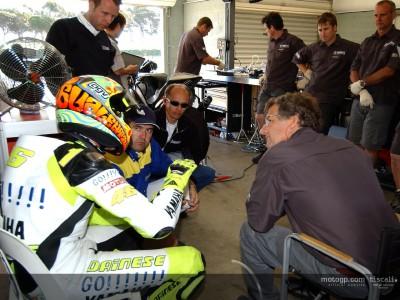 Sensaciones contrapuestas entre los pilotos de Yamaha tras los  últimos tests