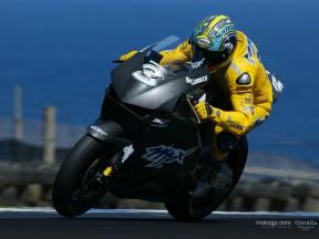 Un peu de repos sera le bienvenu pour Max Biaggi, après les essais de Phillip Island