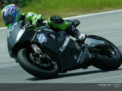 Kawasaki y Suzuki retoman sus entrenamientos en Phillip Island