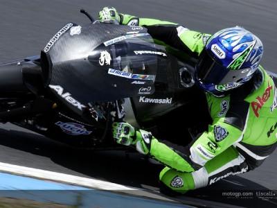Kawasaki and Suzuki pack up early at Phillip Island