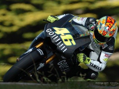 Valentino Rossi: 'We are not ready'