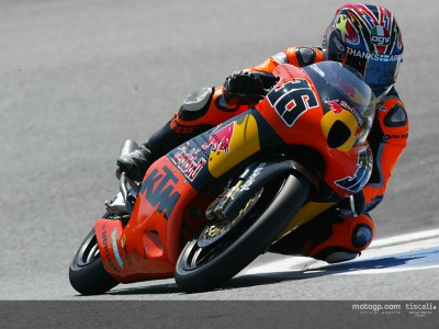 Positive test for KTM at Almeria