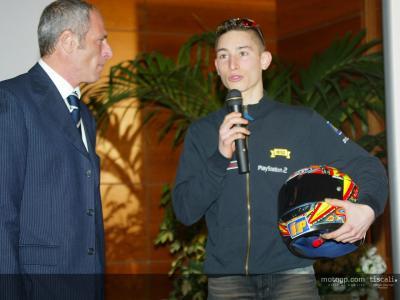 Poggiali présente la nouvelle Aprilia RSW