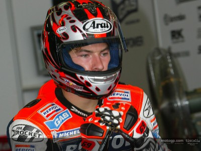 Hayden fastest as two day test at Valencia concludes