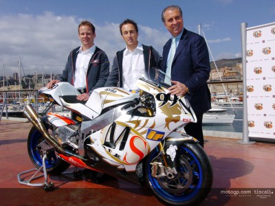 New Aprilia RS Cube unveiled at Genoa presentation